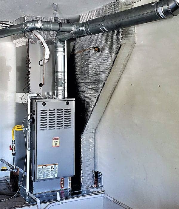 Silicon Valley Comfort HVAC Services Furnace Installation